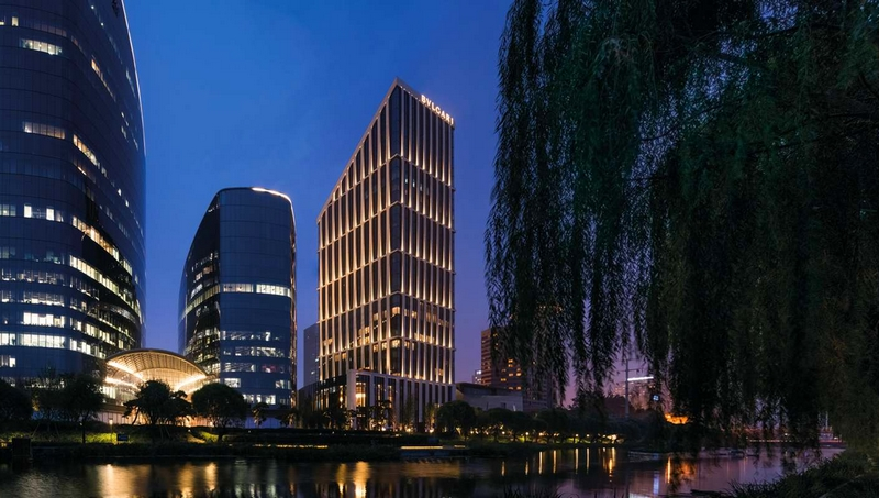 Bulgari Hotel Beijing - ext
