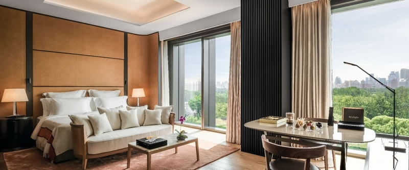 Bulgari Hotel Beijing - premium room