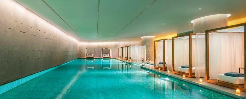 Bulgari Hotel Beijing - spa