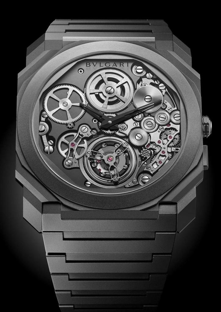 Bulgari Octo Finissimo Tourbillon Automatic watch