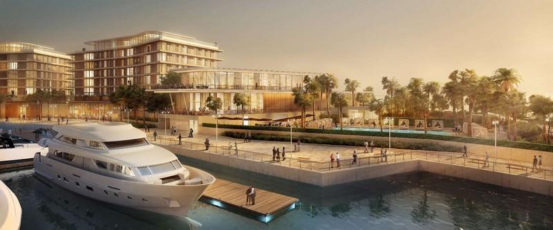 Bulgari Resort Dubai - Bulgari Yacht Club