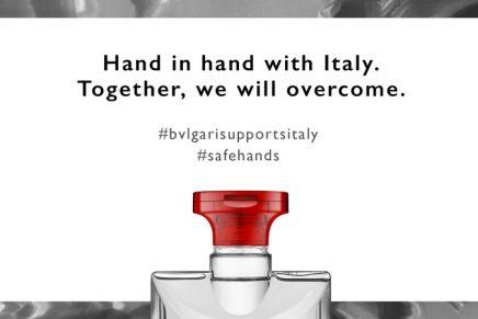 Loro Piana, Bvlgari, Acqua di Parma, Cova, and Fendi contribute to fight against coronavirus pandemic