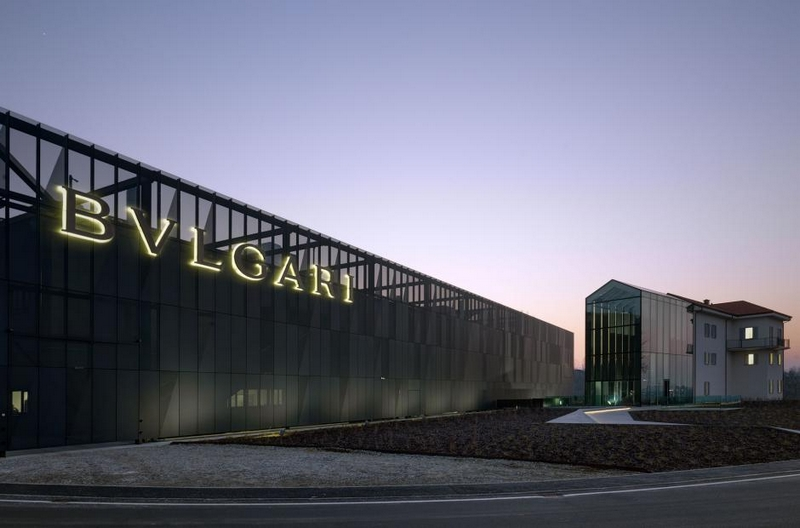 Bulgari is introducing the most important jewelry manufacturing facility in Europe-2017