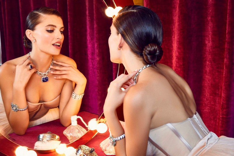 Bulgari is reimagining the essence of the Festa into jewels-2017