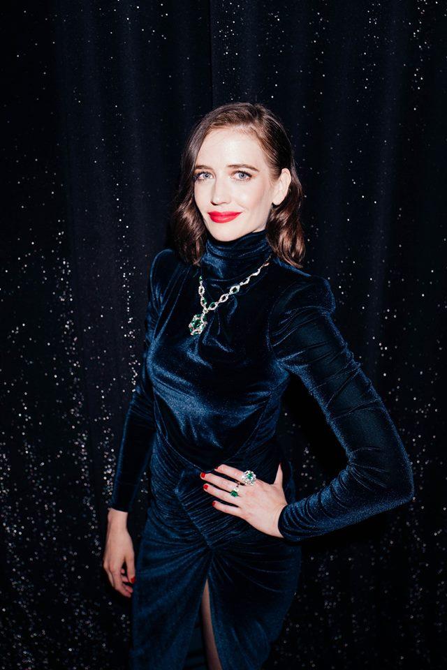 Bulgari_WildPop-launch party -Eva Green