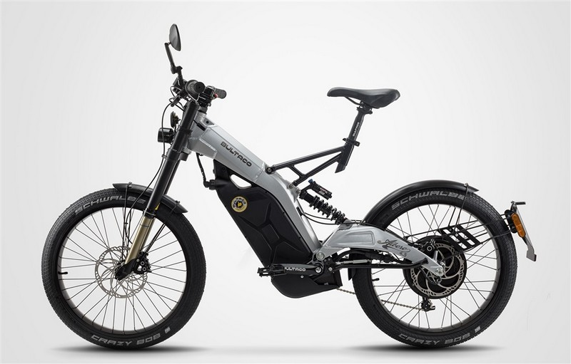 Bultaco Albero moto-bike concept