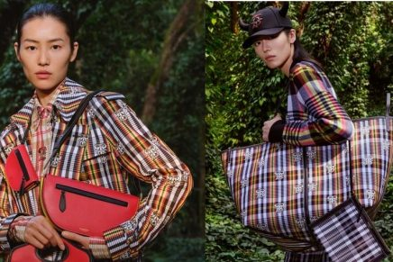 Burberry Chinese New Year 2021 capsule celebrates the majesty of the natural world