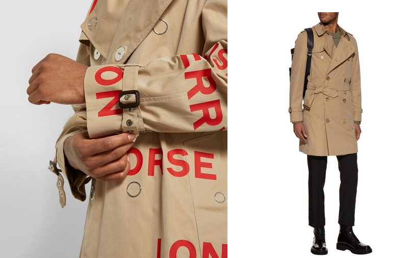 Burberry Horseferry Trench Coat and Burberry Chelsea Heritage Trench Coat