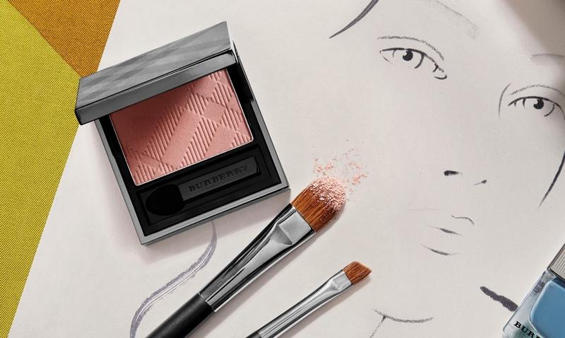 Burberry Makeup SS2015
