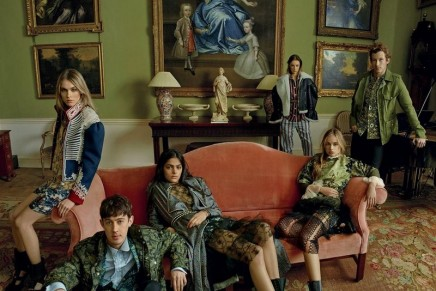 Fears grow for Burberry profits as rising pound starts to dent sales