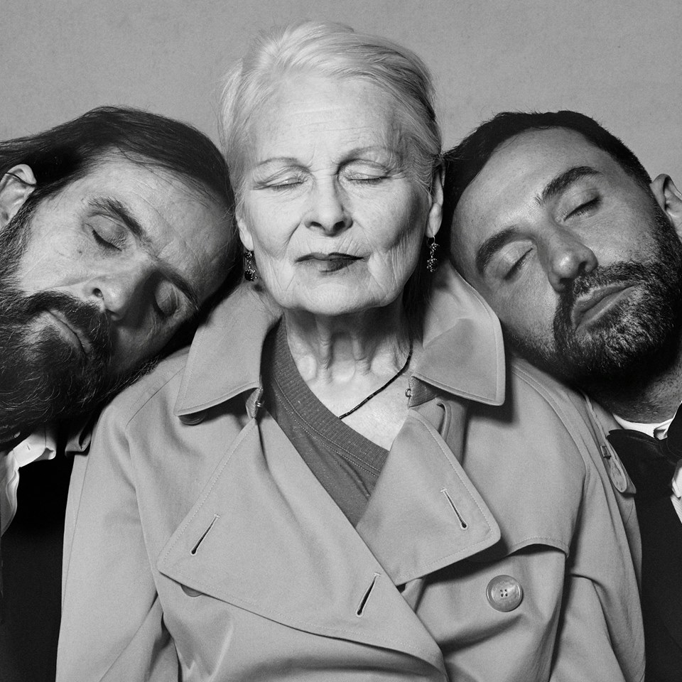 Burberry & Vivienne Westwood to collaborate on Brit Fashion Collection