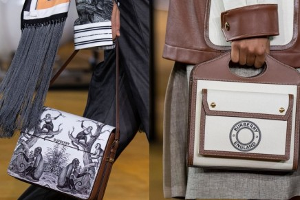 Burberry: a fashion label or a barometer of Britishness?