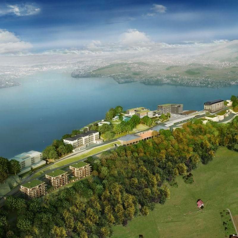 Burgenstock Resort set to become Switzerland's most exciting new luxury destination