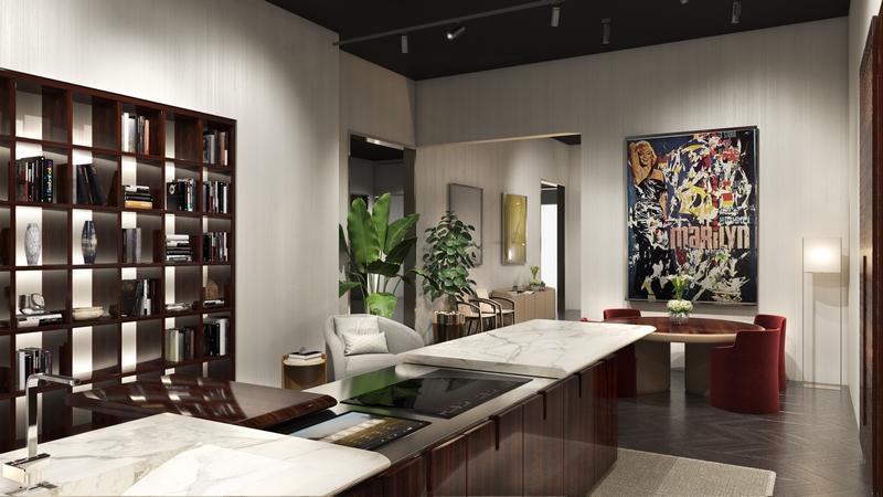Buxton kitchen design Carlo Colombo