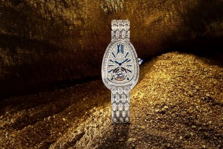The Jeweler of Time revealed new watches and the smallest tourbillon for women