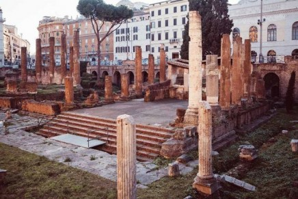 Bvlgari to restore a new archeological site in Rome, the city where the Maison was created