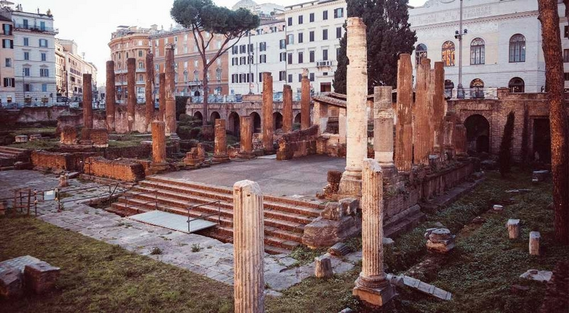 Bvlgari renews support for preservation of Rome's cultural heritage with project to restore Area Sacra di Largo Argentina archeological site-