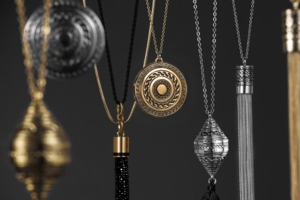 Scented fine jewelry by Kilian