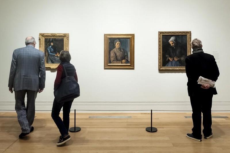 Cézanne Portraits at National Portrait Gallery