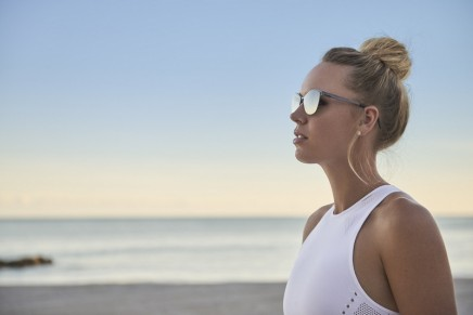 Suitable for athletes and CEOs alike: Caroline Wozniacki + OVVO Signature Collection