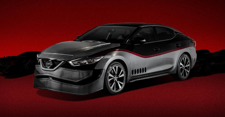 CAPTAIN PHASMA -Nissan has collaborated with Lucasfilm to create seven unique, Star Wars The Last Jedi inspired Show Vehicles
