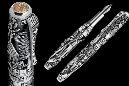 Caran d'Ache Spirit of Switzerland – A tribute to Swiss Cultural Symbols