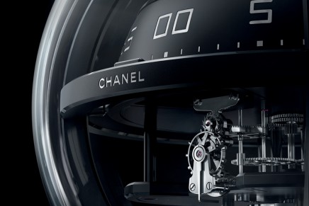 L'Epée Swiss Manufacture x Chanel Horlogerie: exclusive works of art and unique collector's items