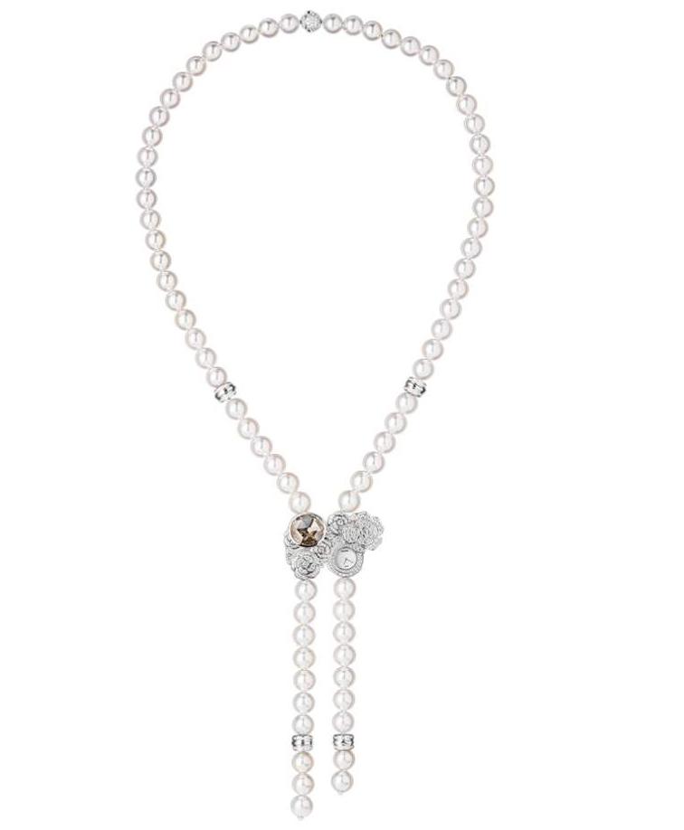 CHANEL Les Eternelles de Chanel Camélia Secret Watch - entire