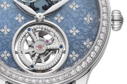 Ladies' Complication: 6 new stunning watches  remarkable in terms of their mechanical creativity