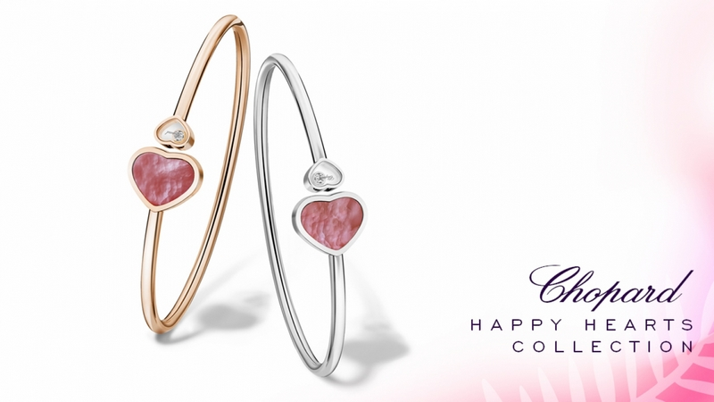 CHOPARD'S SUPPORT OF THE NAKED HEART FOUNDATION