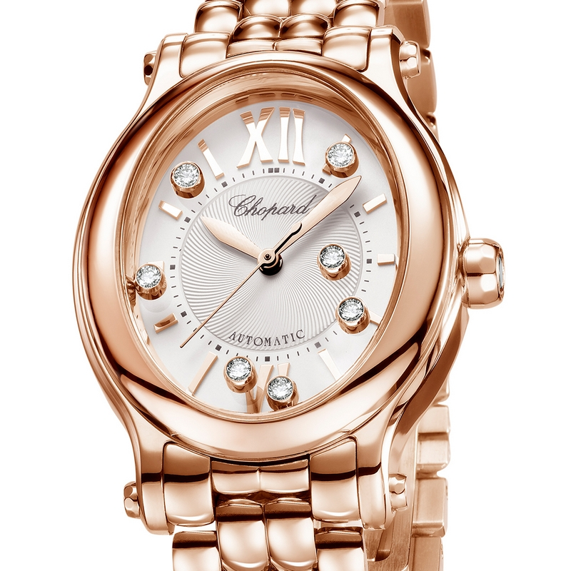 CHOPARD Happy Sport Oval 2019