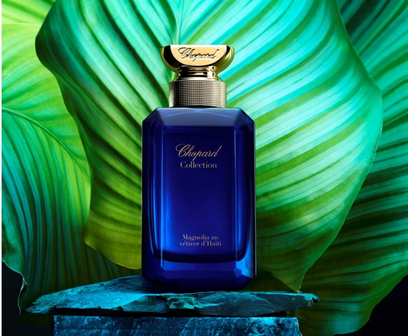 CHOPARD PARFUMS ESTABLISHES ITS NEW FRAGRANCE HOUSE-