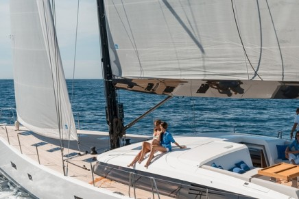 Top Five Largest Sailing Boats on display at 2016 Cannes Yachting Festival