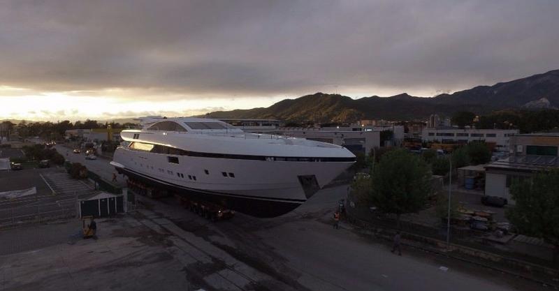 CNN Elsea 50m yacht-launch-