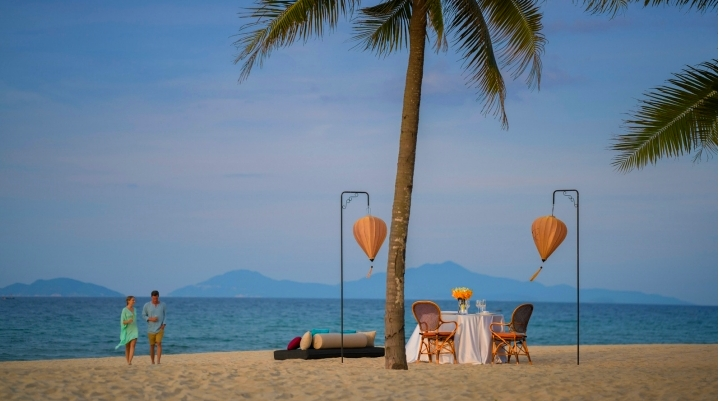 CONTINUE THE ROMANCE WITH ILLUMINATING CONNECTIONS AT FOUR SEASONS RESORT THE NAM HAI, HOI AN