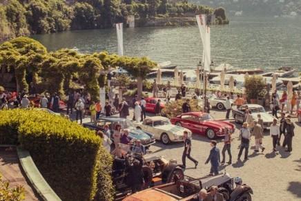 The glitz of the 1970s will roar back to life @ Concorso d'Eleganza Villa  d'Este 2015