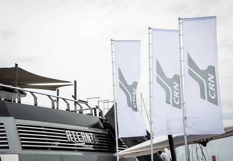 CRN 55m Motor Yacht Atlante