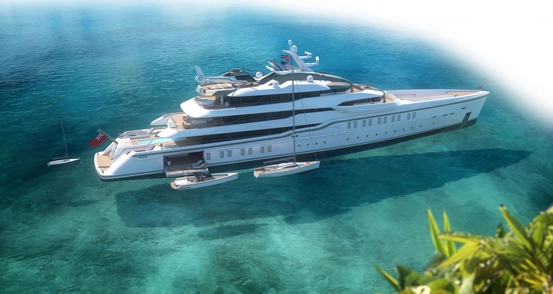 CRN Yachts x Harrison Eidsgaard