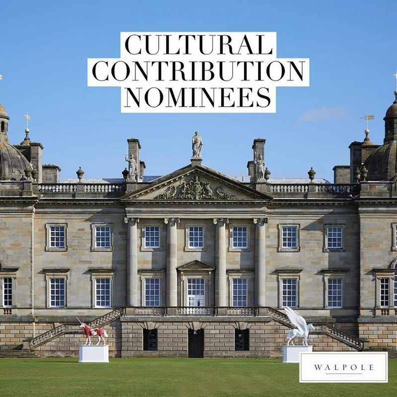 CULTURAL CONTRIBUTION, IN ASSOCIATION WITH WEARISMA
