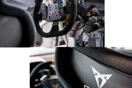 Cupra Leon Competicion made its racing debut