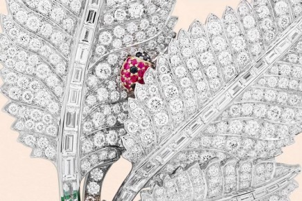 Le Secret: Van Cleef & Arpels continues its tradition of transformable jewels