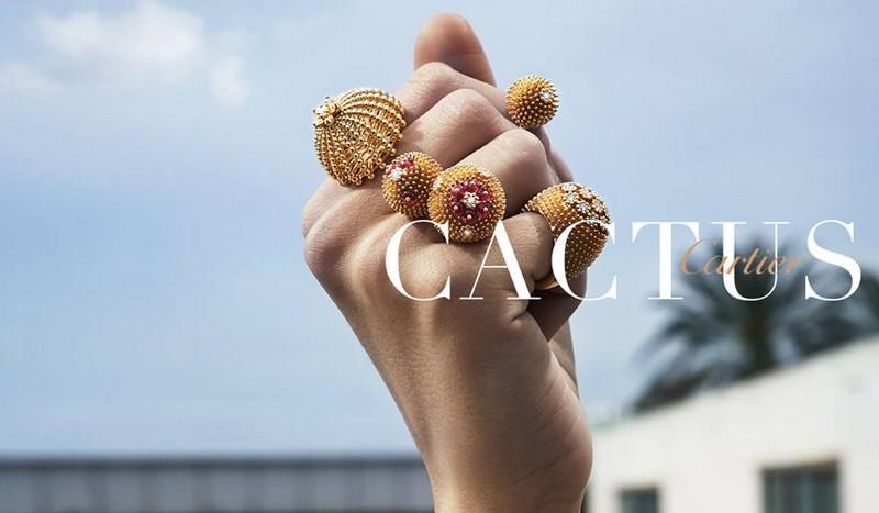 Cactus de Cartier 2017 collection-