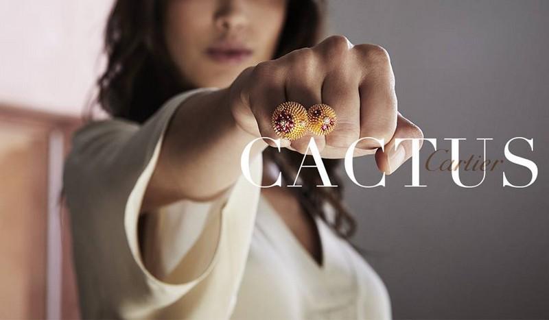 Cactus de Cartier 2017 collection