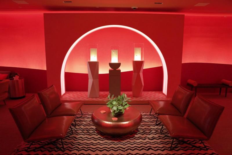 Cactus de Cartier installation New York 2017-