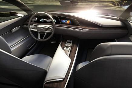 The Escala Concept – the next evolution of Cadillac