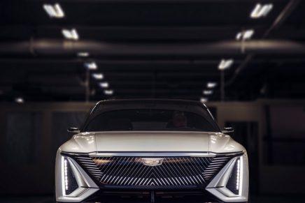 Electric Future: Cadillac debuts Lyriq transformative EV
