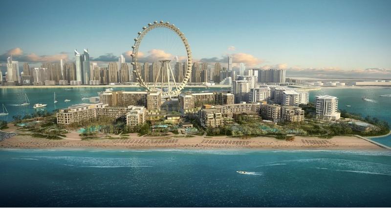 Caesars Entertainment's first non-gaming resorts in Dubai-002