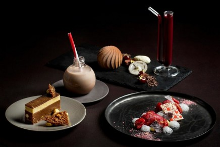 Sarah in Wonderland: Café Royal on Regent Street opens first dessert restaurant in London