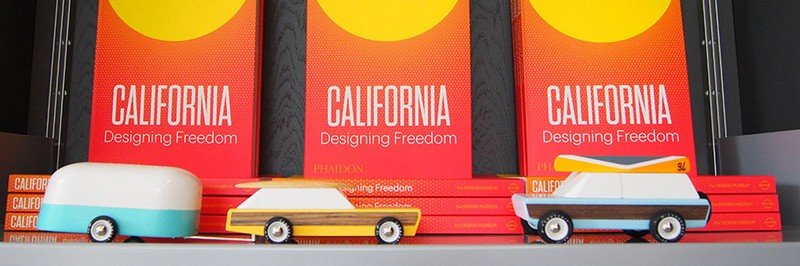 California Designing Freedom-2017 - the shop