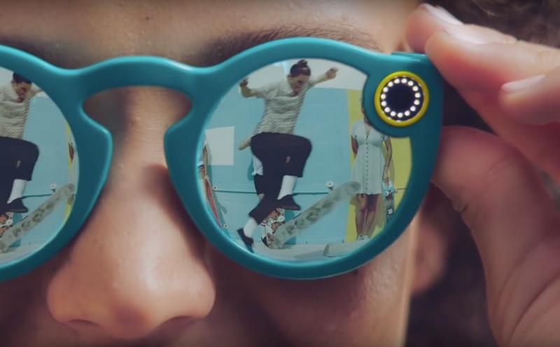 California Designing Freedom Snapchat glasses